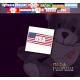 """Teddy """"Flagge USA"""""""