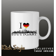"""Tasse """"Ich liebe Stuttgart"""""""