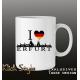 """Tasse """"Ich liebe Erfurt"""""""