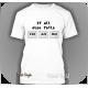 """T-Shirt """"If all else fails CTRL ALT DEL"""""""