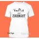 "T-Shirt ""Verflixt und Zugenäht"""