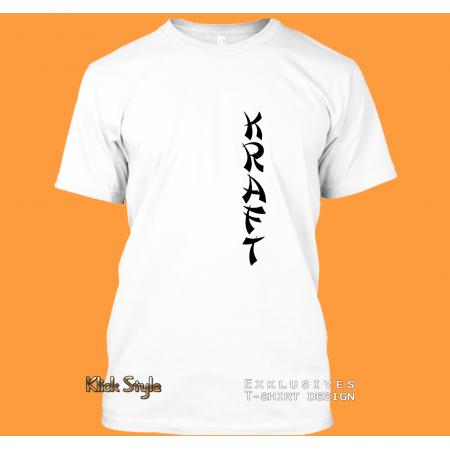 """T-Shirt Text """"Kraft"""""""