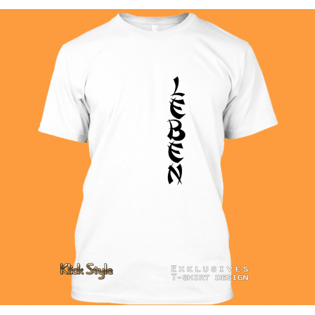 T-Shirt Text Design