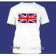 """T-Shirt """"Splash-Flag UK"""""""