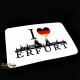 """Mousepad """"Ich Liebe (meine Hauptstadt)"""""""