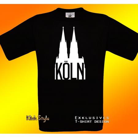 "T-Shirt ""Köln"""