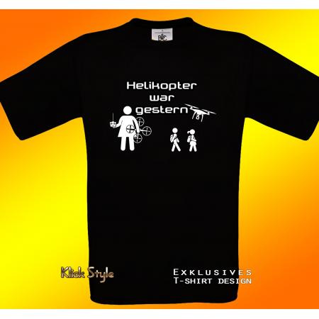 "T-Shirt ""Dronen Mama"""