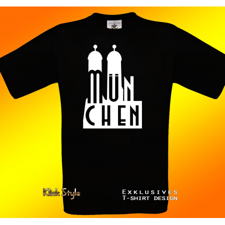 "T-Shirt ""München"""