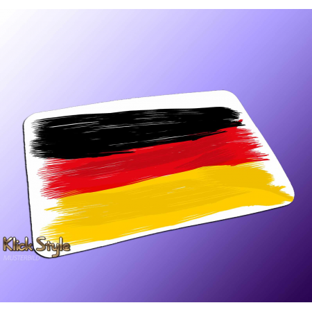 "Mousepad ""Splash Deutschland / Germany"""