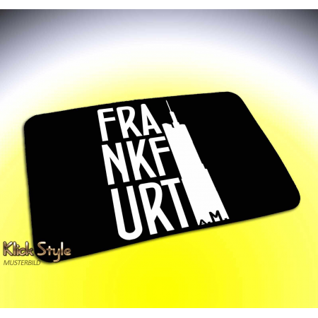 "Mousepad ""Frankfurt"""