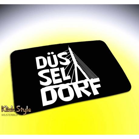 "Mousepad ""Düsseldorf"""